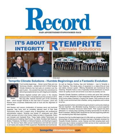 Comox Valley Record, October 13, 2021