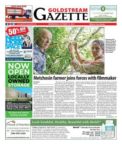Goldstream News Gazette, October 13, 2021