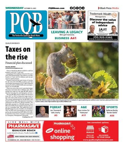 Parksville Qualicum Beach News, October 13, 2021