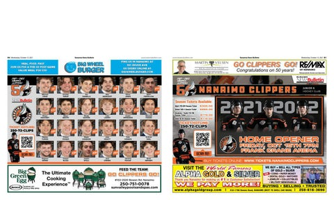 October 13, 2021 Nanaimo News Bulletin
