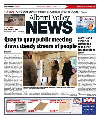 Alberni Valley News, October 13, 2021