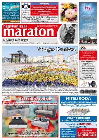 Nagykanizsai Maraton - 2021. 10. 15.