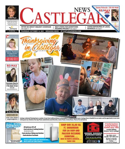 Castlegar News/West Kootenay Advertiser, October 14, 2021