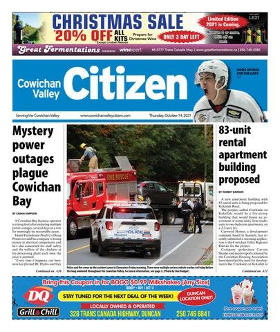 Cowichan Valley Citizen, October 14, 2021