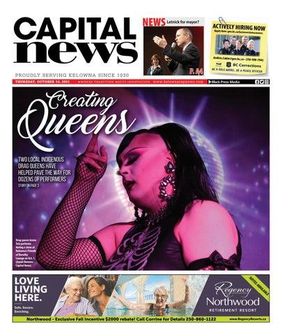 Kelowna Capital News, October 14, 2021