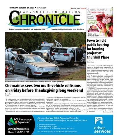 Ladysmith Chronicle, October 14, 2021