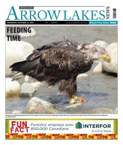 Arrow Lakes News, October 14, 2021