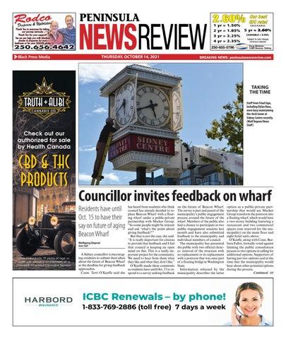 Peninsula News Review, October 14, 2021