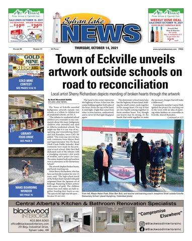 Sylvan Lake News, October 14, 2021