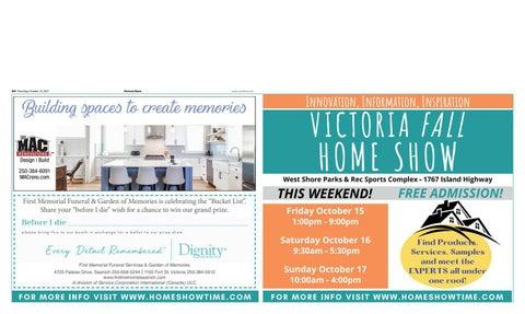 October 14, 2021 Victoria News