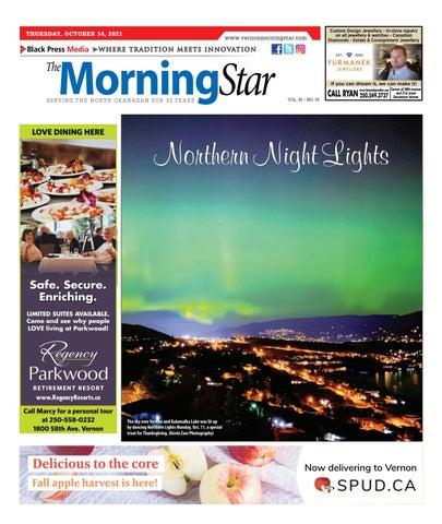 Vernon Morning Star, October 14, 2021