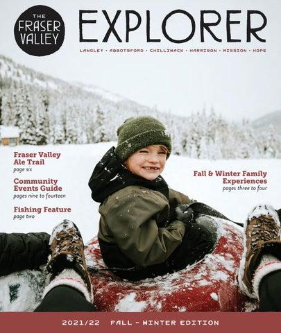 Fraser Valley Explorer Fall/Winter