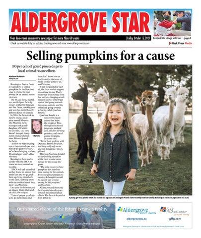 Aldergrove Star, October 15, 2021