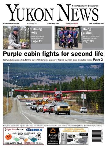Yukon News, October 15, 2021