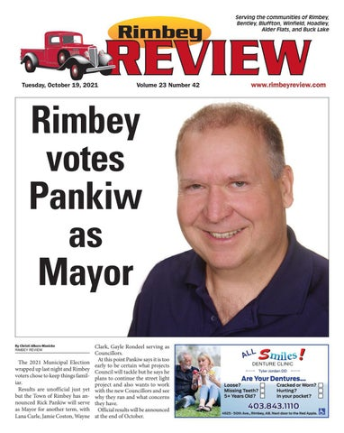 Rimbey Review, October 19, 2021