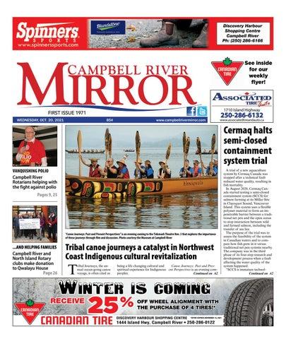 Campbell River Mirror, October 20, 2021
