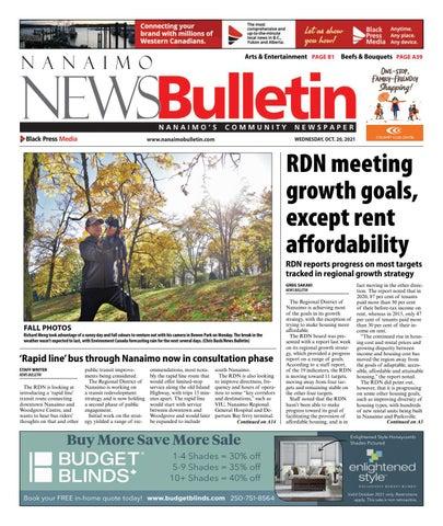 Nanaimo News Bulletin, October 20, 2021