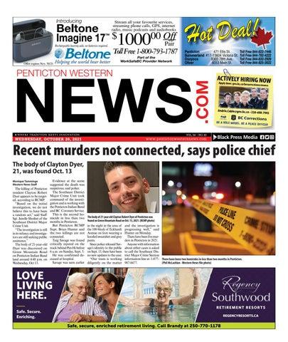 Penticton Western News, October 20, 2021