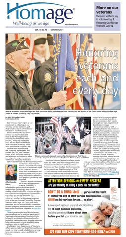 October 20, 2021 Everett Daily Herald