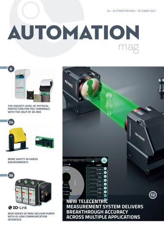 Automation Mag | 04 - October 2021