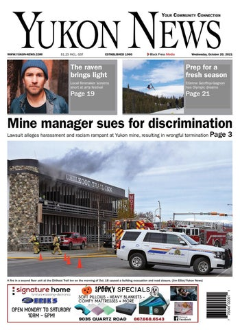 Yukon News, October 20, 2021
