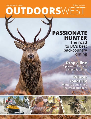 OUTDOORS WEST 2021 Issue 2