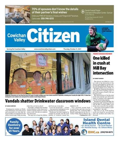 Cowichan Valley Citizen, October 21, 2021