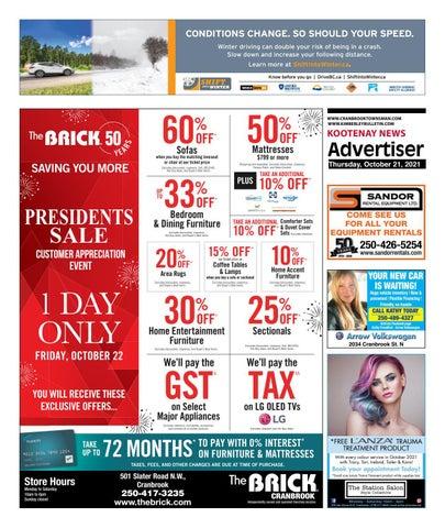 Kimberley Daily Bulletin, October 21, 2021