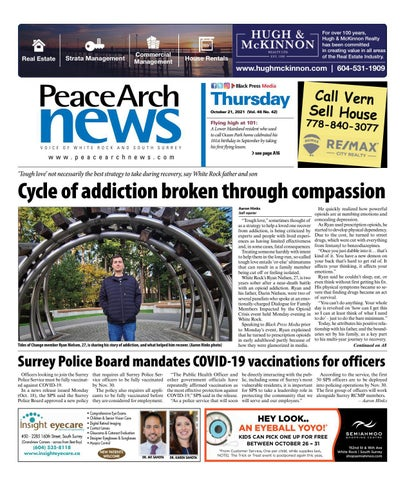 Peace Arch News, October 21, 2021