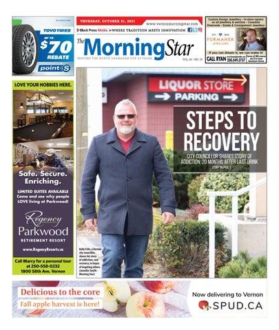 Vernon Morning Star, October 21, 2021