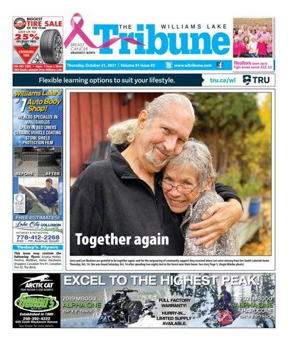 Williams Lake Tribune, October 21, 2021