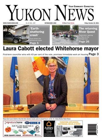 Yukon News, October 22, 2021