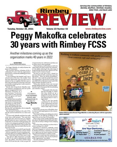 Rimbey Review, October 26, 2021