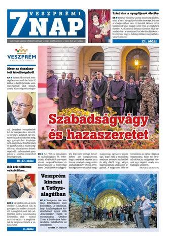 Veszprémi 7 Nap - 2021. 10. 28.